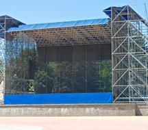 イントレ(舞台・ステージ足場)